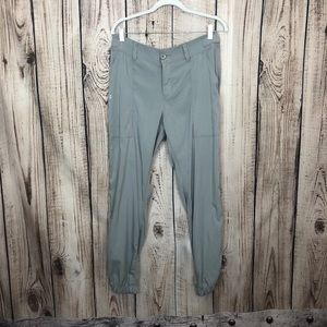 Under Armour Gray Water Resistant Joggers M